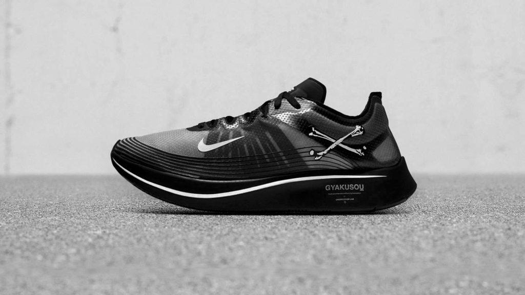 066bf991a GYAKUSOU x Nike Zoom Fly SP Black - JLAUTHENTICS